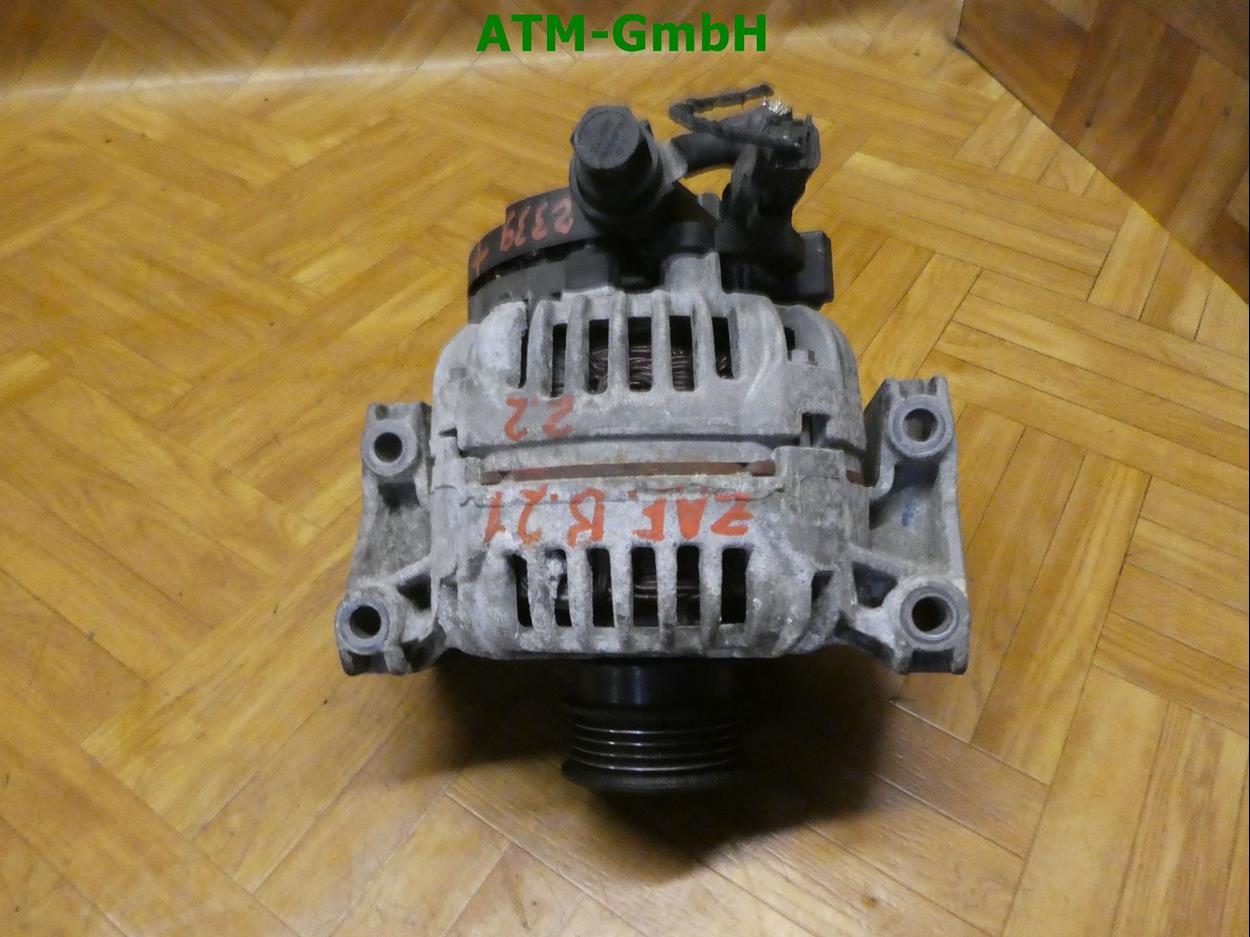 ZAFIRA B 1.6 CNG ATL LICHTMASCHINE GENERATOR 120 A OPEL ASTRA H 1.8